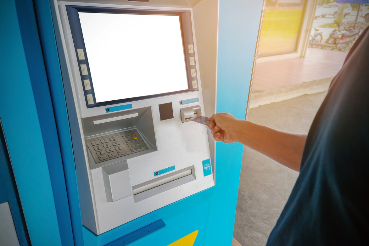 on-premise atm machines